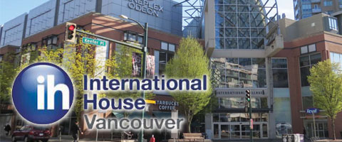 Vancouver, Columbia Británica, Canadá, IHV International House Vancouver
